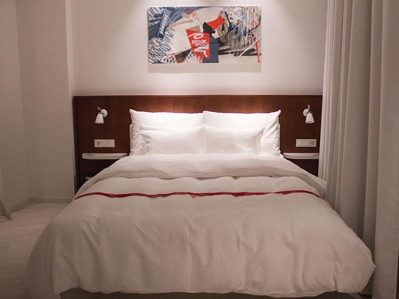 Hotelzimmer im Ruby Marie Hotel