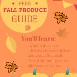 mitten dietitian free fall produce guide