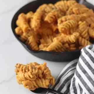 4 ingredient pumpkin protein pasta
