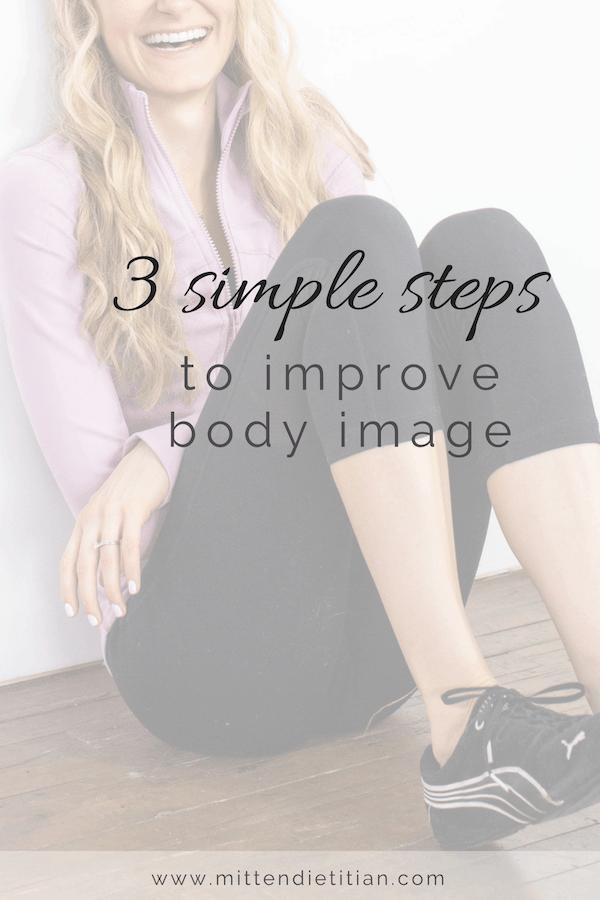 Improve Body Image