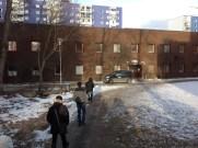 Vårt nya hem i Flemingsberg