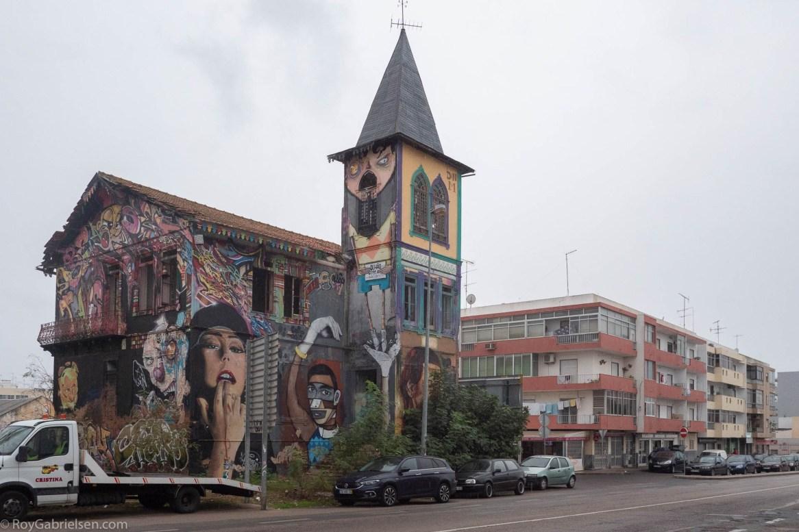 Grafittikunstnernes stolthet?