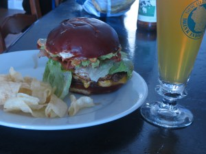 Brian's Ultimate Game Day Burger and Brew