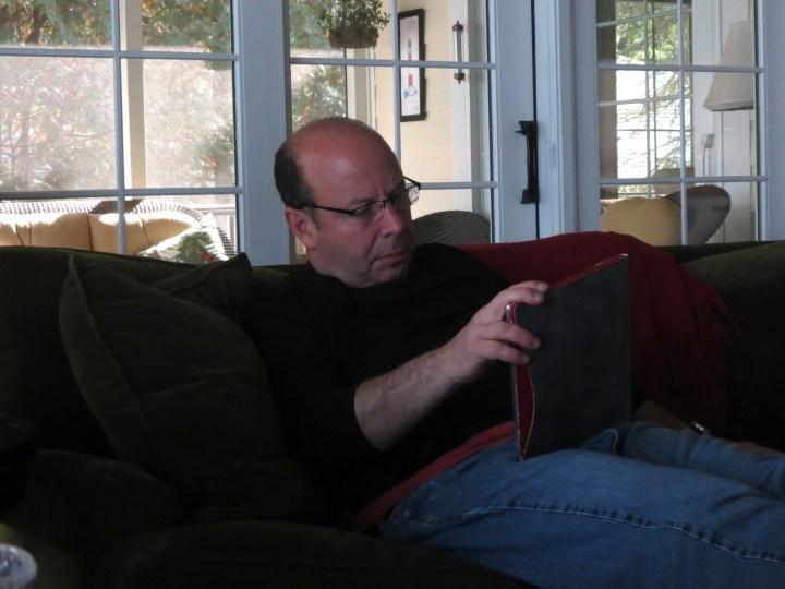 Gary Relaxing