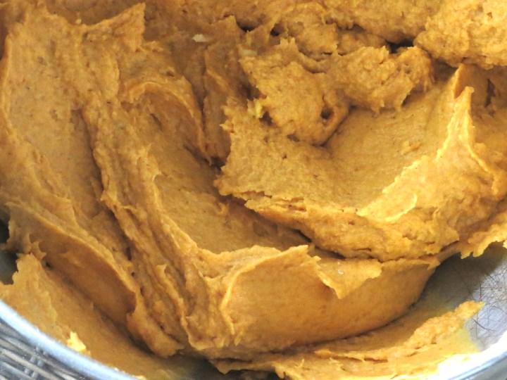 Pumpkin Bar Dough