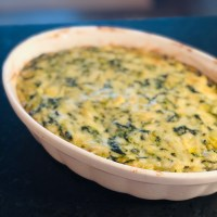 No Ordinary Spinach Artichoke Dip