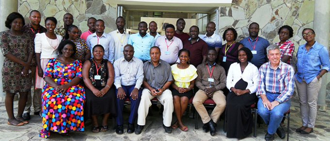 Mwanza Research Methods Course Class of 2018