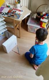 9. Kind malt sich an