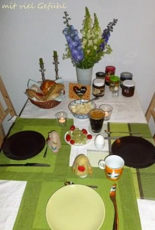 15. Sonntagsfrühstück