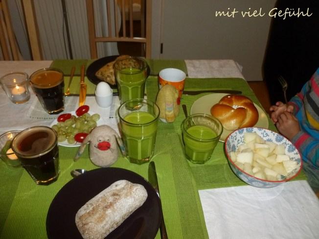16. Smoothies zum Frühstück