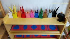 9. Montessori-Materialien