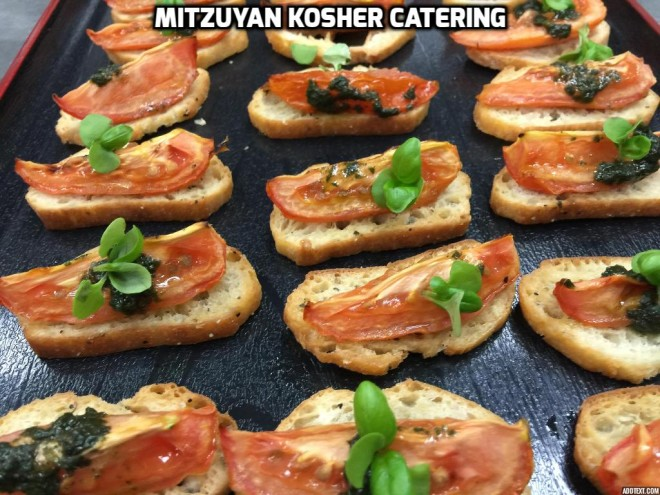 Kosher Vegan Catering- Toronto
