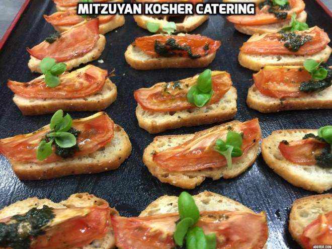 Kosher Vegan Catering- Toronto