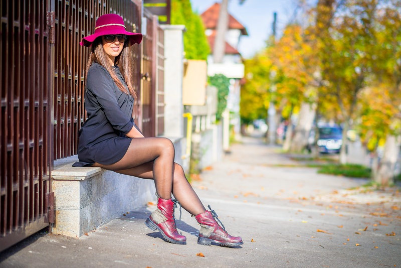 all black, magenta, papucei (7)