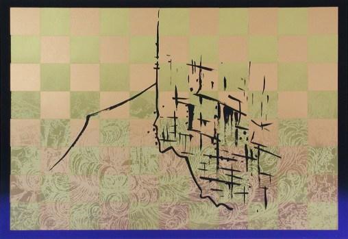 山水図 - 雪舟 × Leonardo