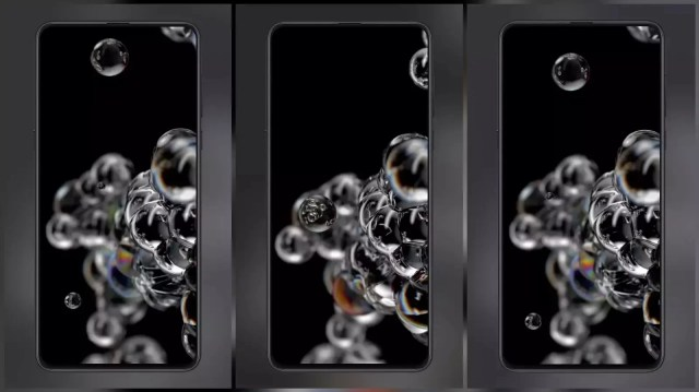 Bubble Black MIUI Video Wallpaper