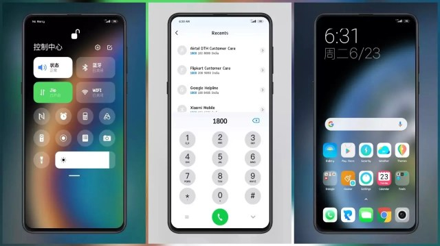 Plus MIUI 12 Themes with MIUI 12 Live Wallpaper and Control Centre For MIUI 11 and MIUI 12