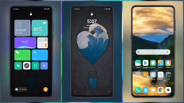 Pass v12 MIUI 12 Themes for MIUI 11 and MIUI 12