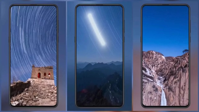 The universe is vast and endless MIUI Video Wallpaper