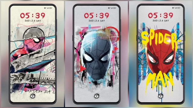 Spiderman-MIUI-Theme-with-Changeable-Lock-Screen-Wallpaper