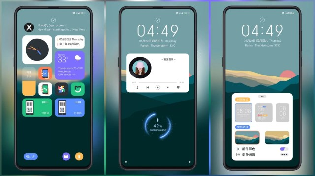 Miracle-MIUI-Theme-with-Customized-Lock-Screen-Animated-Icons