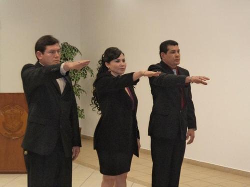 Manuel Alfredo Campas Duarte, María Magdalena Ramos Sandoval y José Hugo Osuna Meza