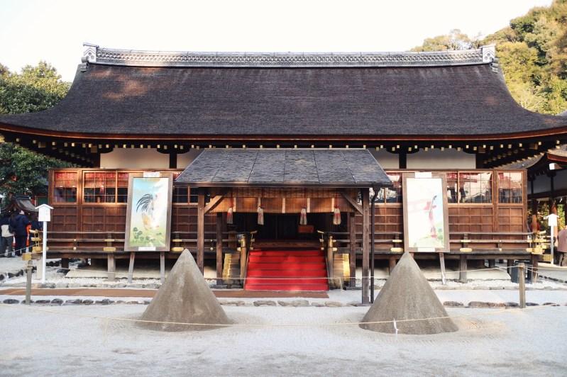 上賀茂神社 パワースポット