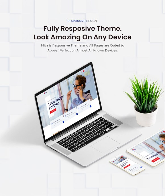 Look Amazing on Any Device