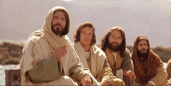 Jesus- apostles