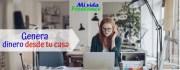8 Alternativas para generar ingresos desde casa