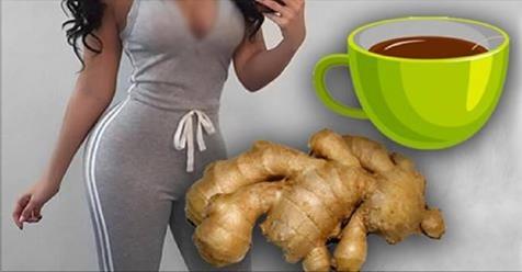 Porque debes beber té de jengibre