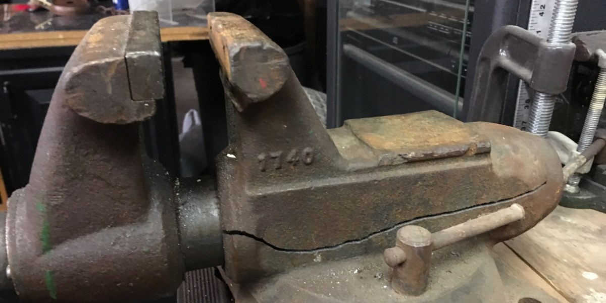 How to not break your vise