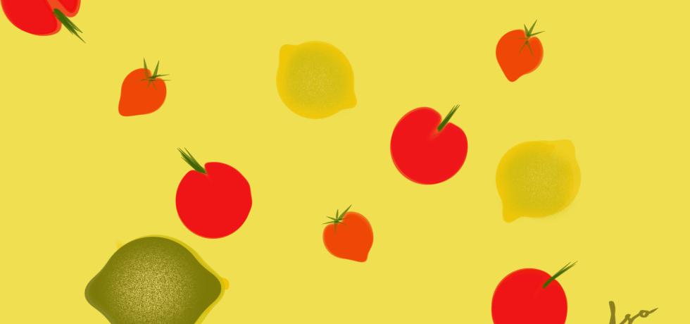 «De todos los alimentos que podemos comer, las frutas son el mejor en todos los aspectos.»