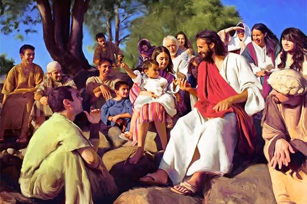 JESÚS AL HABLA - Lista de reproducción