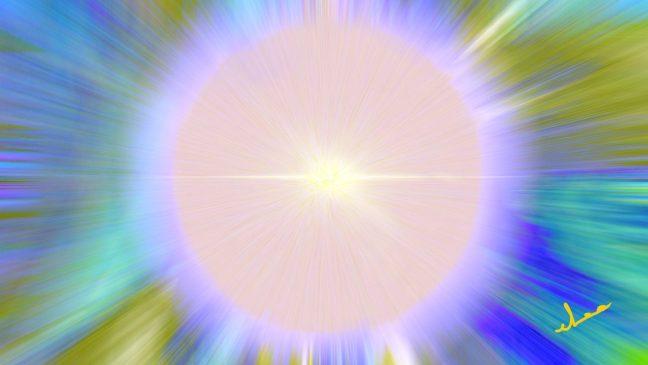 «Los eventos actuales han sido planeados y ejecutados por medio de la colaboración entre las Fuerzas de la Luz y la Alianza de la Tierra.»