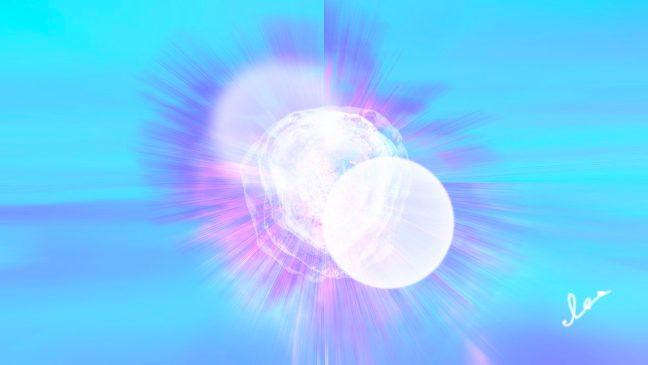 «Sí,Hijos de la Luz, existen unaNueva Tierra y unNuevo Cieloque miles de almas de todos los planos crearon a todos los niveles.»