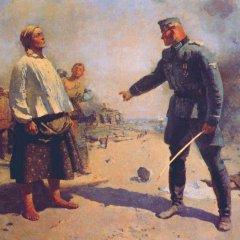 Великая Отечественная война в живописи. Часть1