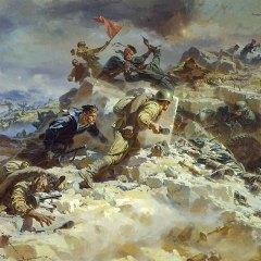 Великая Отечественная война в живописи. Часть 3