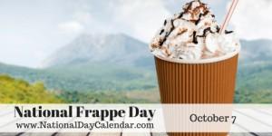 National-Frappe-Day-October-7