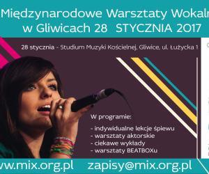 Międzynarodowe Warsztaty Wokalne Gliwice 2017
