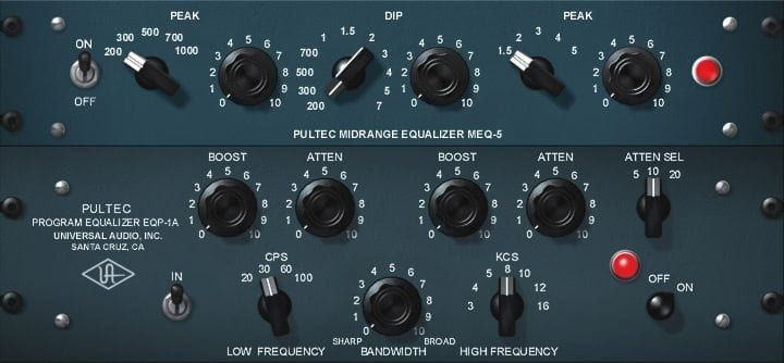 How to use a Pultec EQ
