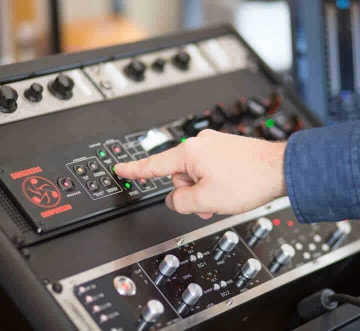 Mastering-Studio