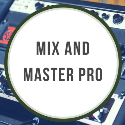 Mix and Master Pro