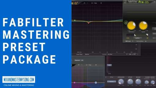 FabFilter Masterng Preset Package