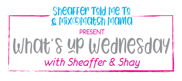What's Up Wednesday Graphic