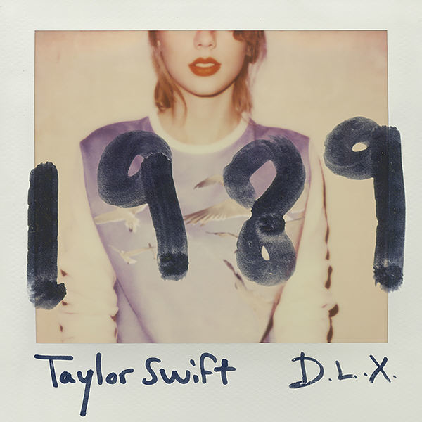 Taylor Swift 1989 Deluxe Edition Mixclusive