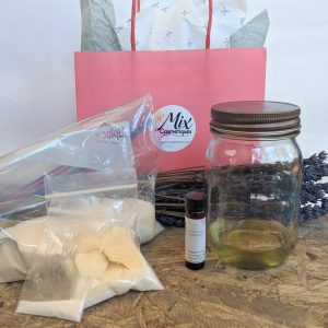 sugar scrub, make sugar scrub, DIY, DIY sugar scrub kit, organic sugar scrub
