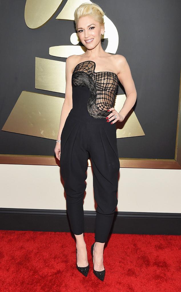 Gwen Stefani grammy awards 2015