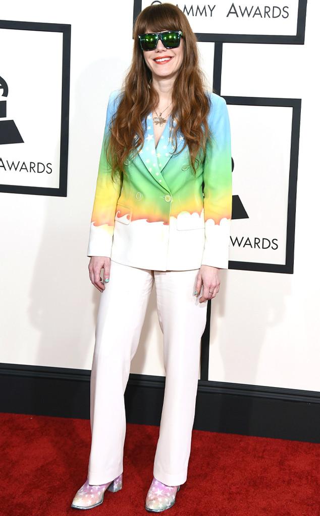 Jenny Lewis Grammy Awards 2015