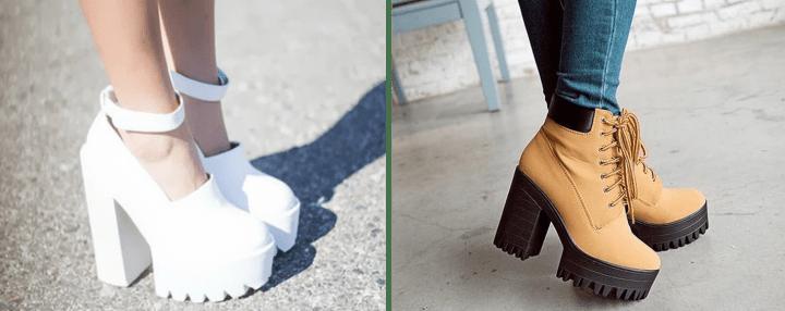 Sapato sola tratorada 2